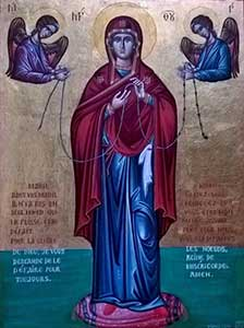 Our Lady Undoer of Knots - Image 3