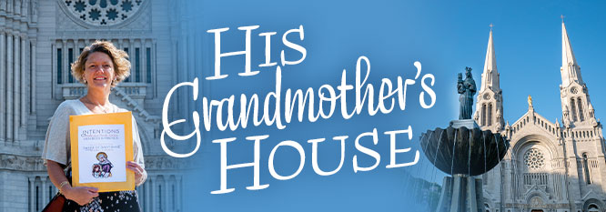 His Grandmother's House - Header
