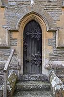 Monastery Door