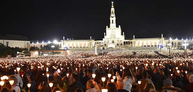 Fatima Candlelight Procession 2019