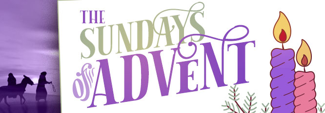 The Sundays in Advent Header
